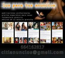PUBLICACIÓN DE ANUNCIOS AGENCIAS - ESCORTS - ARVZ6981