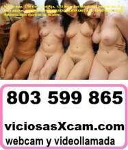 Amigas cachondas lesbico en directo 803 599 865 y webcam