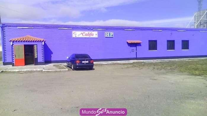 Plazas libres para chicas club califa