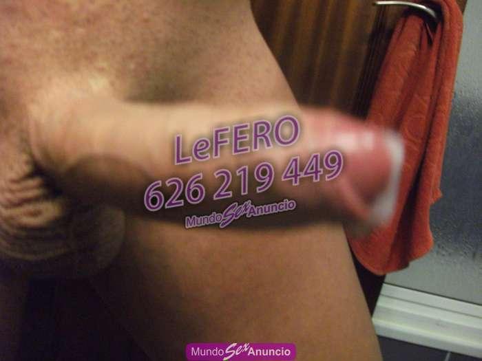 Contactos gays - Lefero a tope - Almería