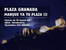 Plaza libre granada capital