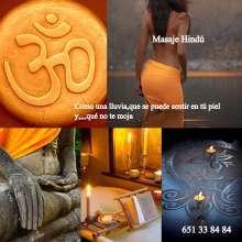 Cargado de magia un masaje con historia