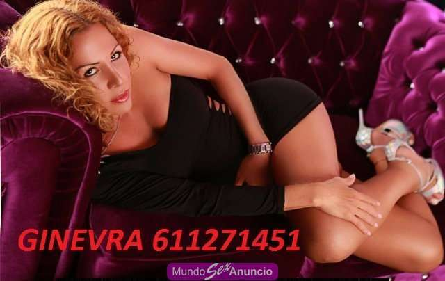 Ginevra trans bomba sexual foto reales