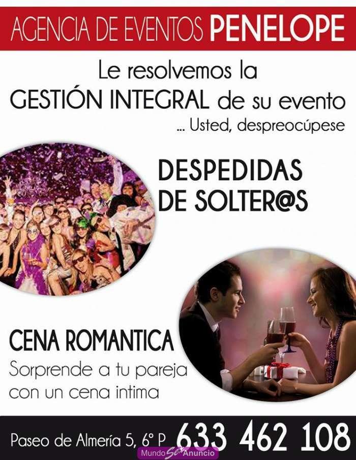 Contactos lesbianas - Agencia de eventos penelope - Almería Capital