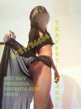 Carolia travesti femenina 24h