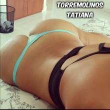 Tatiana morenaza de 28 anos