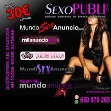 SEXOPUBLI... TU PUBLICIDAD... EN BUENAS MANOS..
