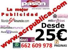 Publicidad anuncios en Murcia Provincia