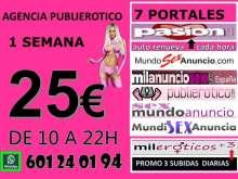 Publicidad anuncios en Badajoz