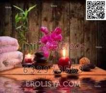 Para los que sepan apreciarun buen masaje
