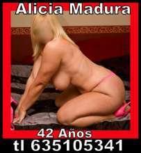 ALICIA.. PUTA MADURITA RUBIA Y MUY SEXY REUS