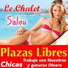 Plazas libres para chicas de alto nivel en Chalet en SALOU.