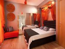 Alquiler habitaciones de lujo por horas