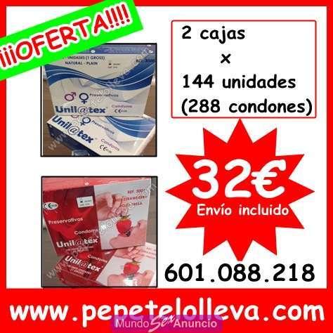 Todo en desechables preservativos lubricantes buen precio