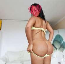 Pretty woman sexy colombian monica massage eroctic relax !!!