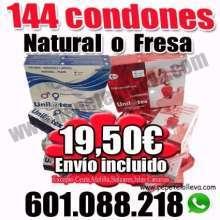 Ideal para profesionales 144 condones 19 envio discreto