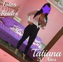 Tatiana española jovencita en Alzira, Valencia alzira