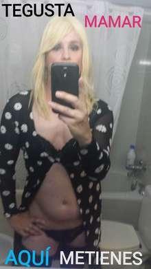 Travesti nacida en salou