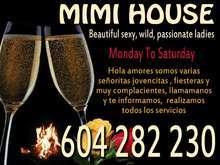 Mimi house chicas nuevas en Manilva, Málaga