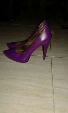 Vendo zapato segunda mano