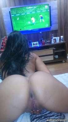 Morenaza brasilena de 23 anos