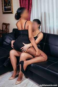 Eróticos profesionales - Ardientes hermanas haran que te corras - Madrid