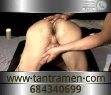 Servicios de terapias tantricas