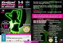 Festival erotico de alicante 5 y 6 de noviembre