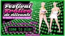 No te pierdas el festival erotico de alicante 5 y 6 nov