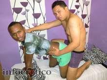2 boys shot ass unete a la fiesta