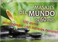 Masaje relax cuerpo completo 50