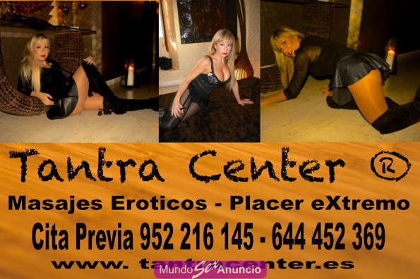 Escorts y putas - Tantra center placer extremo asegurado 952 216 145 - Málaga Capital