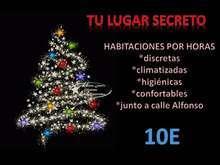 Tus habitaciones secretas 10e h en Zaragoza centro