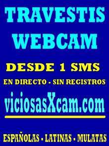 Chat porno por webcam de travestis solo 1 sms en vivo