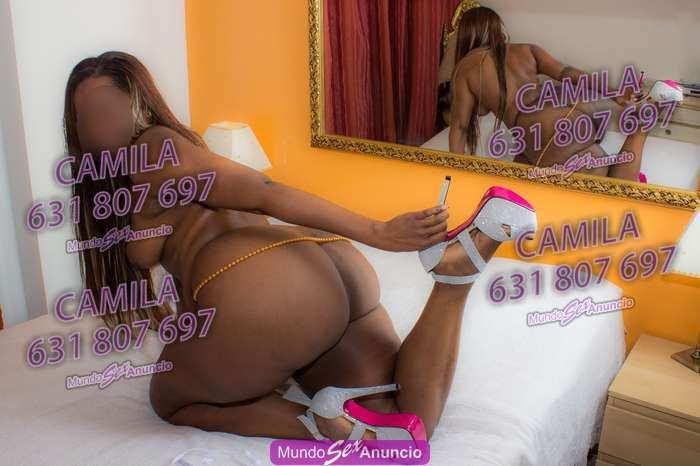 Escorts y putas - Camila independiente xxll fiestera 24 - Madrid Capital