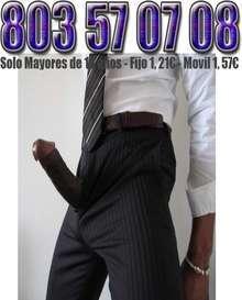 Muy gays queremos follar hoy 803 570 708
