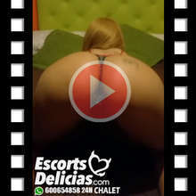 Anuncio de Escorts y putas: Descargate mi video gratis y ven a follarme 24 horas