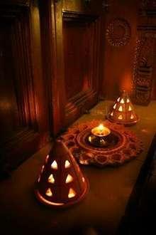 El arte del masaje hindu