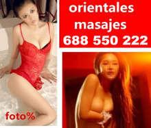 Nuevas orientales chicas 688 550 222 sexo masajes relax 24h