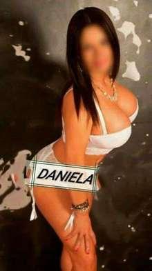 Daniela particular todo un bombon