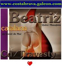 Catalana travesty cd masajista sexy