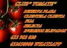 Trabaja para ti club tomate almeria el ejido