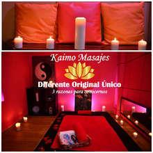 Kaimo alquila habitaciones para masajistas