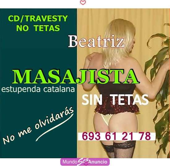Lloret de mar fenals cd travesty catalana masajista