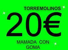 20 euros mamada con goma 10 minutos