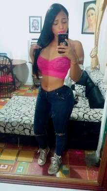 Linda colombiana