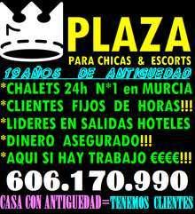 Plaza 24 horas en murcia
