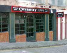 Pub coventry cruising