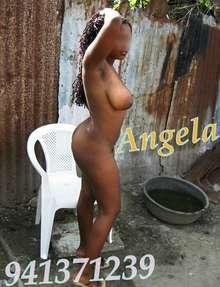 Iexcl tremenda negrita te llenare de placer angela