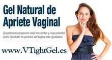 Gel natural de apriete vaginal